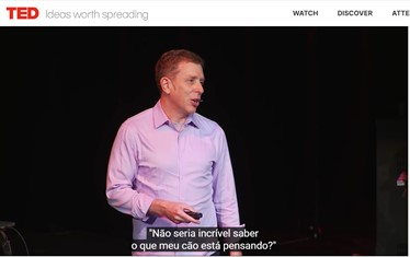 TED Talks: Como os cachorros nos amam – Gregory Berns